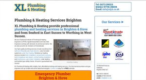 XLPH in Brighton by East Sussex Website Design