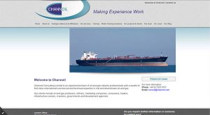 Channoil website design by East Sussex Website Design