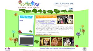 Theatre Bugs by East Sussex Website Design